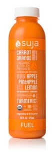 Fuel juice is my favorite in the cleanse line. Photo supplied by Suja website.