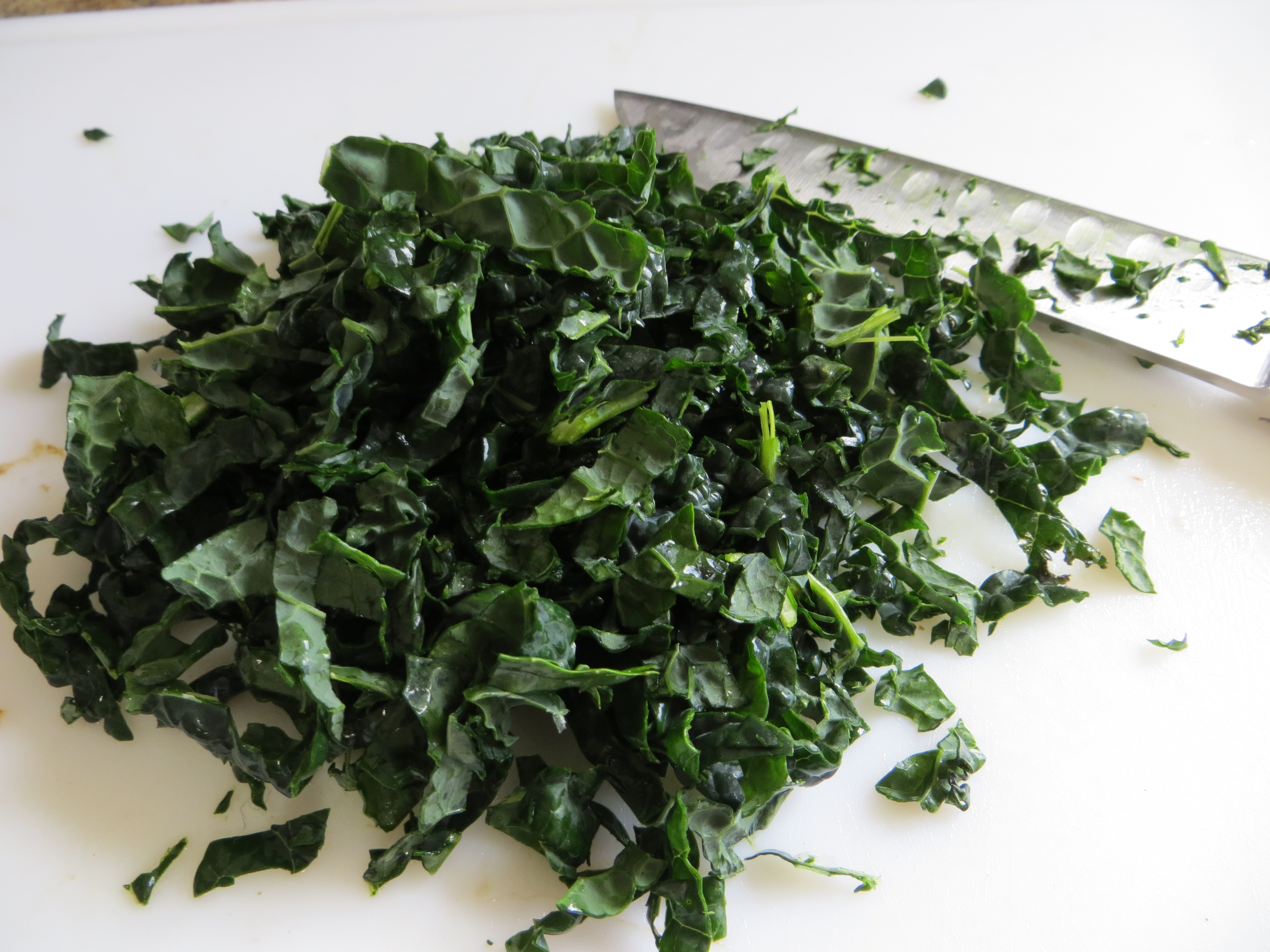 how to prepare and cook kale